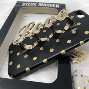 Steve Madden i-phone 5 Love Handle Case NIB